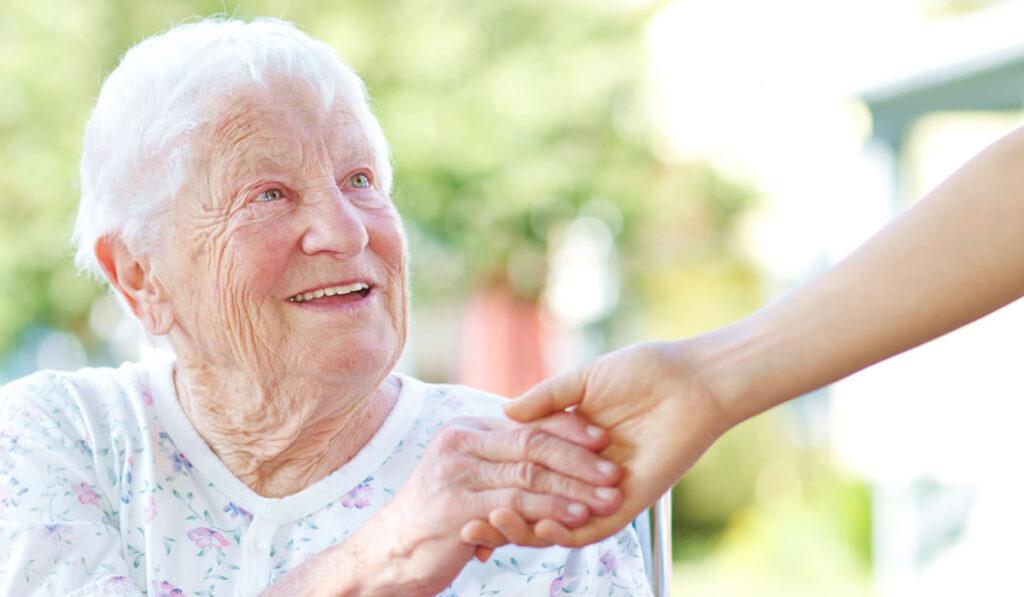 Betreuung und Pflege zu Hause